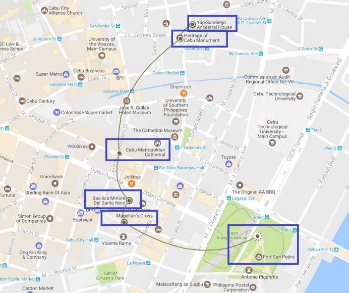 Cebu-Gezilecek-Yerler-Rotaları