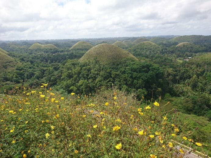 Çikolata-Tepeleri-Filipinler