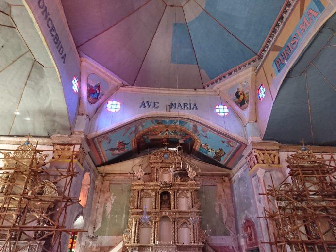 Bohol-Baclayon-Kilisesi