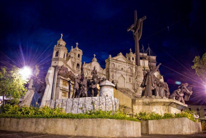 Cebu-Anıtı-Filipinler