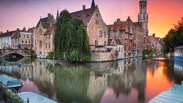 Avrupa'nın En Romantik Şehirlerinden Brugge