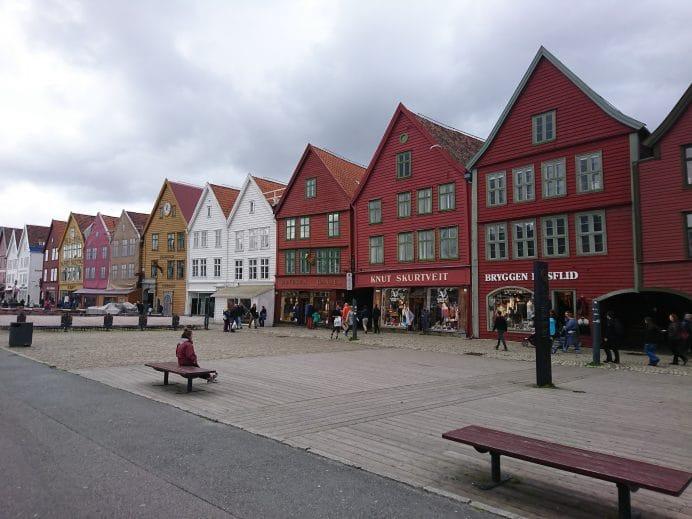 Norveç-Bergen