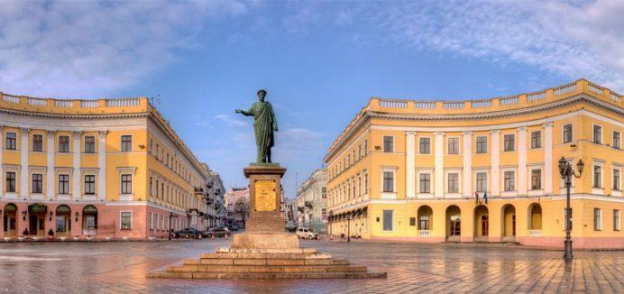Duke De Richelieu odessa anıtı