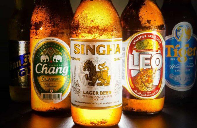 Thai-beers