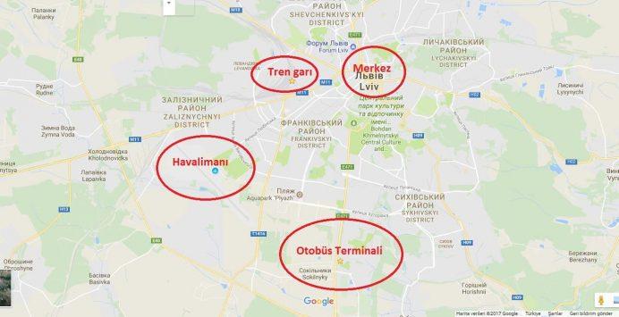 lviv_nerede_harita