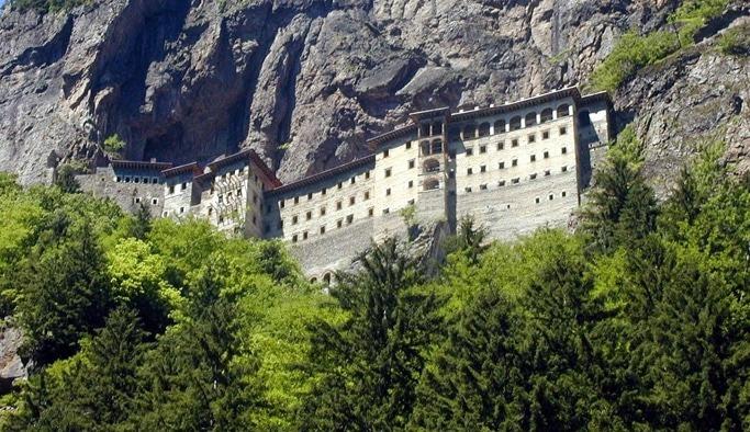 sümela-manastırı