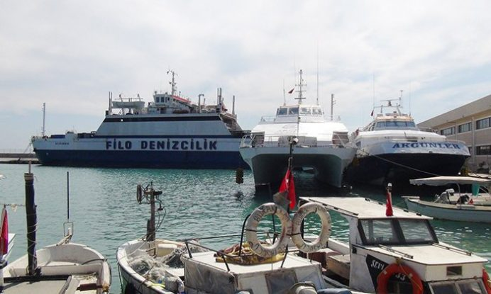 taşucu-liman-feribot-kıbrıs
