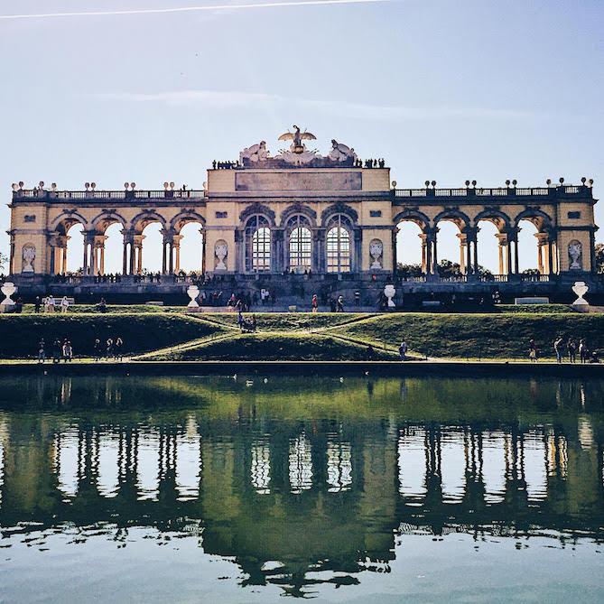 Schönbrunn-Sarayı