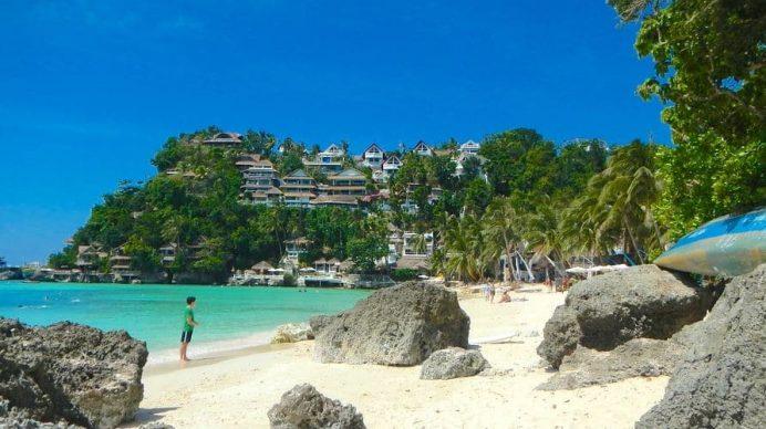 Boracay-Adası