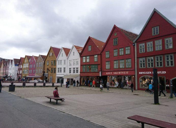 Bergen-Norveç