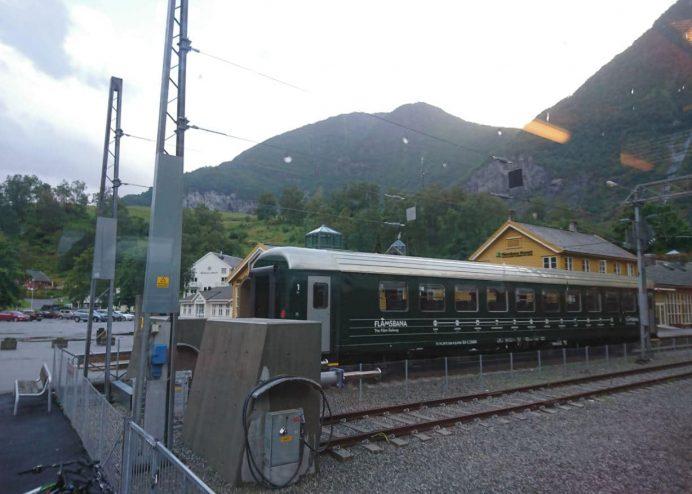Flam-Dağ-Treni