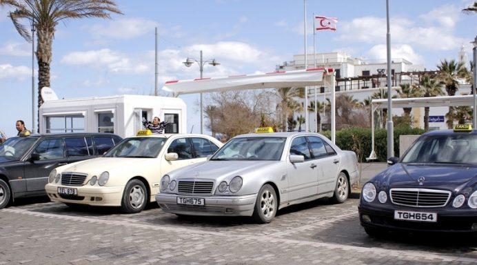kıbrıs-taksi