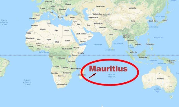 mauritius_nerede