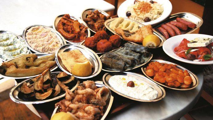 meze-kıbrıs-yemek