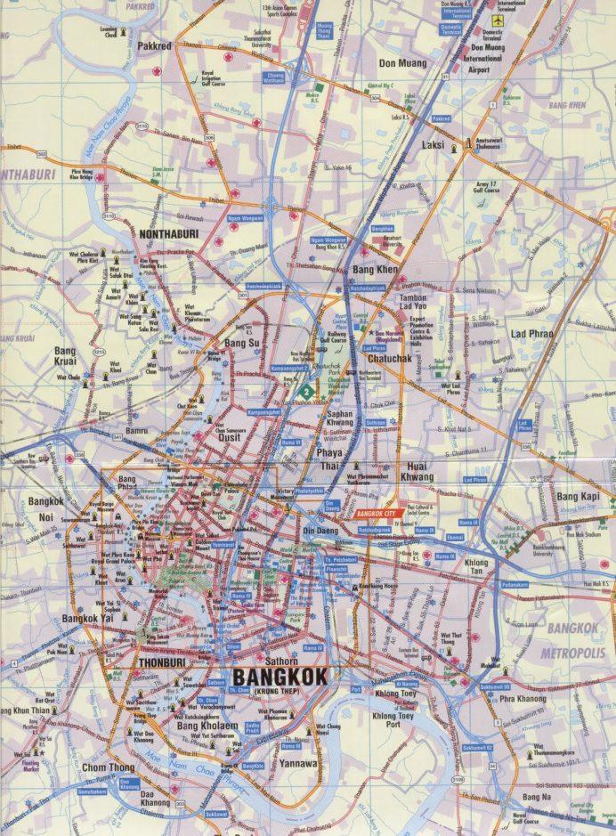 Bangkok_Maps