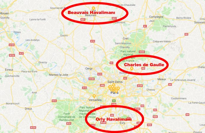 paris-nerede-nasil-gidilir