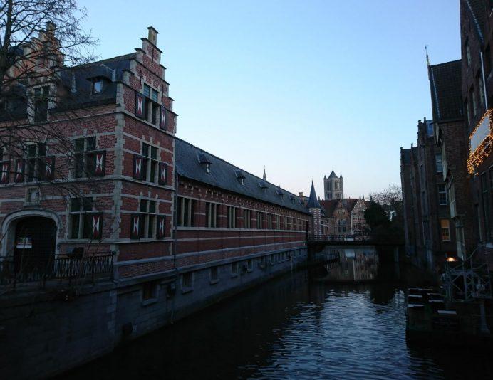 Gent-Belçika