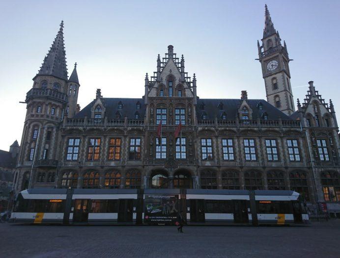 Gent-Gezilecek-Yerler