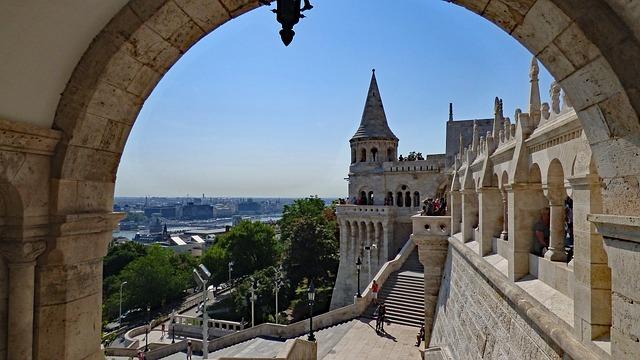 Budapeşte Balıkçı Tabyası-Budapeşte Macaristan-Prag Viyana Budapeşte Gezi Yorumları-Budapeşte gezi