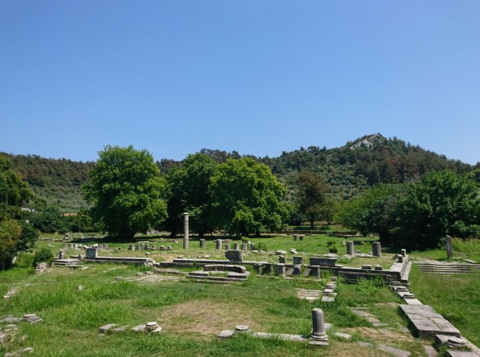 Ancient-Agora-Thassos