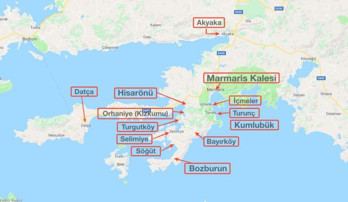 marmaris_gezilecek_yerler_harita