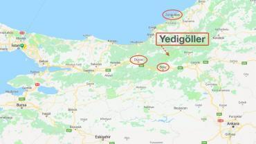 yedigoller_nerede_harita