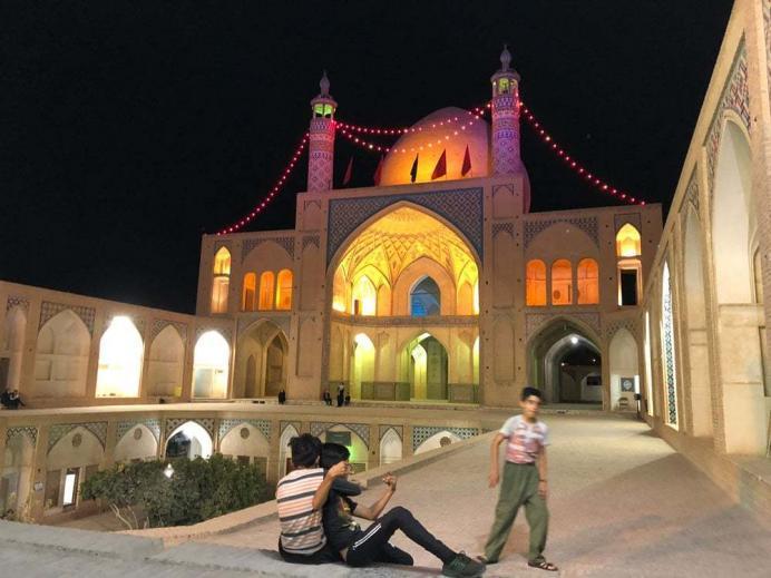 iran_kashan_gezisi