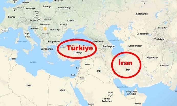 iran nüfusu - iran dili - iran nerede - iran vizesi