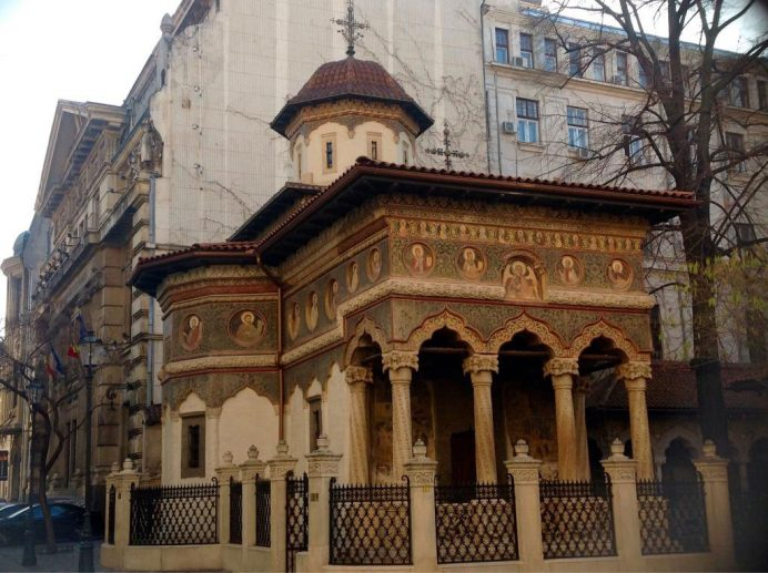 bukres-stavropoleos-kilisesi