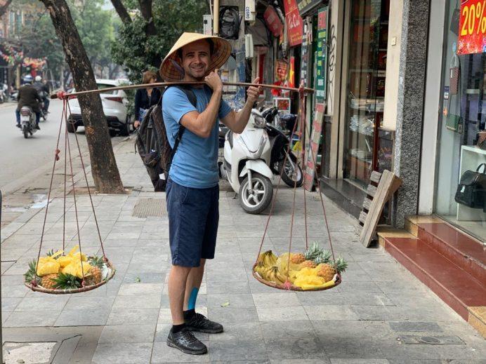 hanoi alışveriş