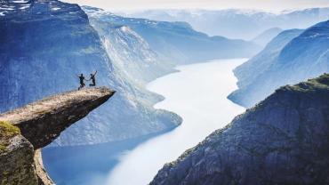 trolltunga norveç