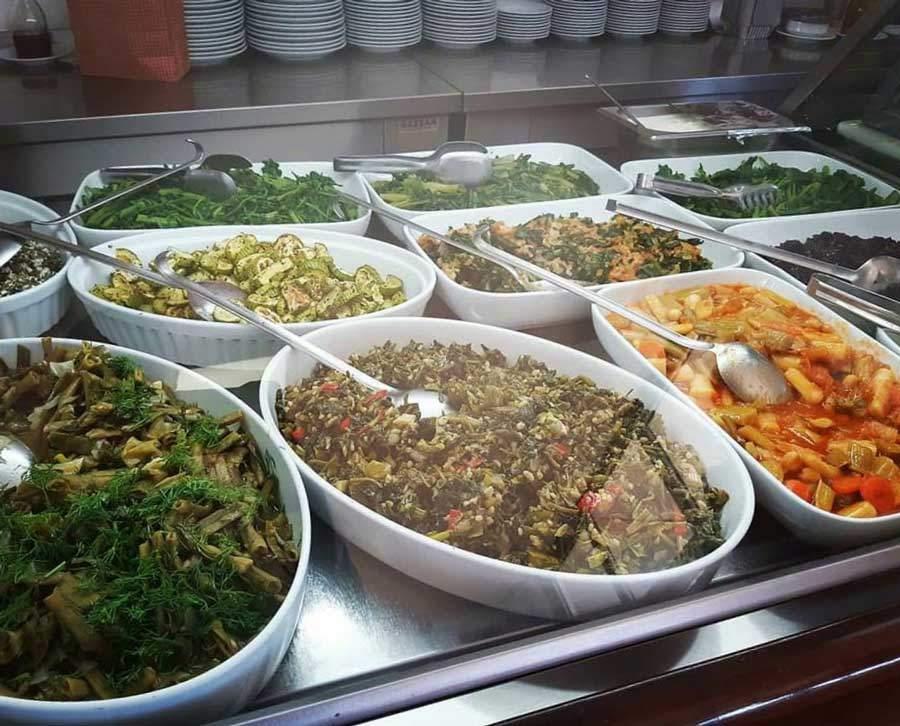 Bodrum restaurantları Kısmet Lokantası