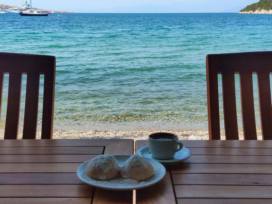 Bodrum restaurantlari Selvi Beach Otel