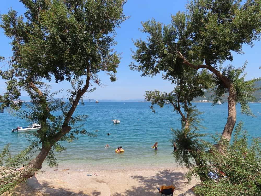 Bodrum plajları Torba