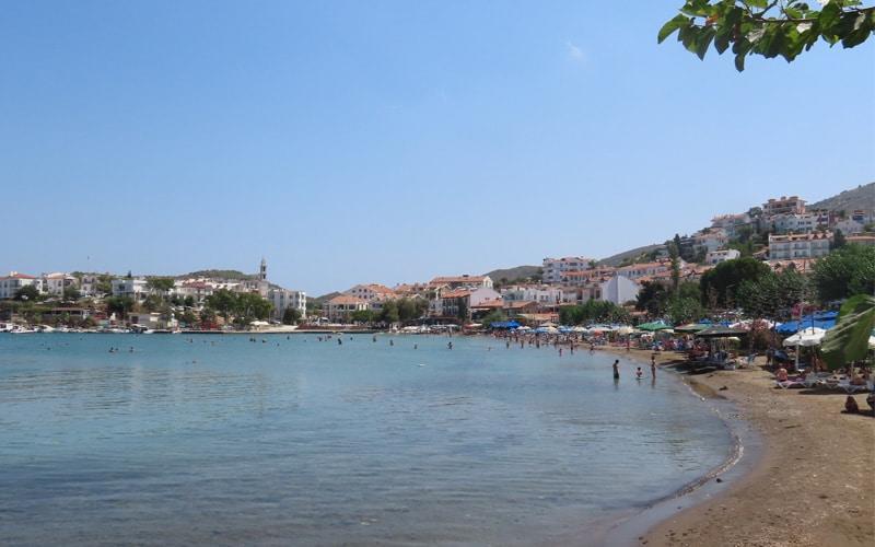 Datça Kumluk Plajı