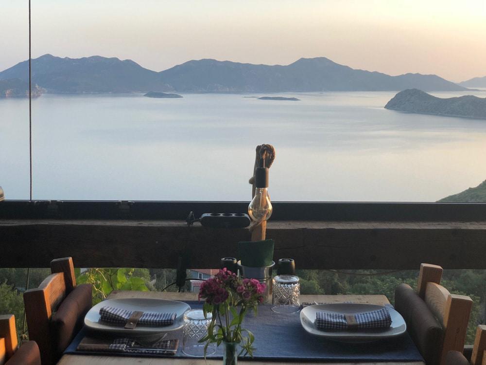 Manzara Sogut Restaurant