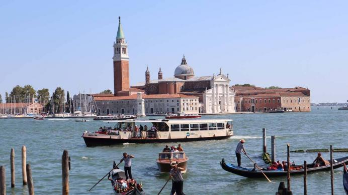 Venedik ulasim