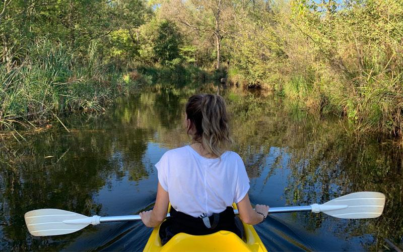 İgneada kano turu