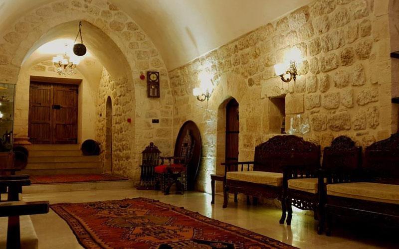Gazi Konagi Mardin otelleri