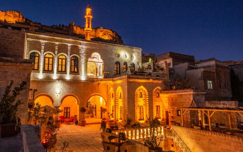 Selçuklu Konağı Mardin