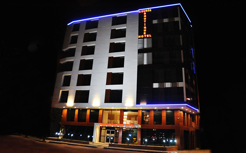 Asuris Butik Hotel dışı