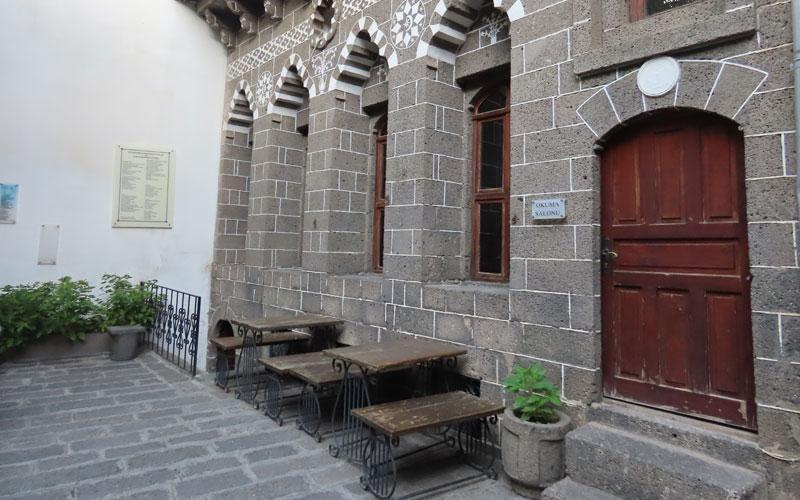 Diyarbakir Ahmet Arif Edebiyat Müzesi