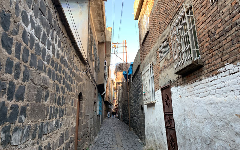 Diyarbakır gezi rotası