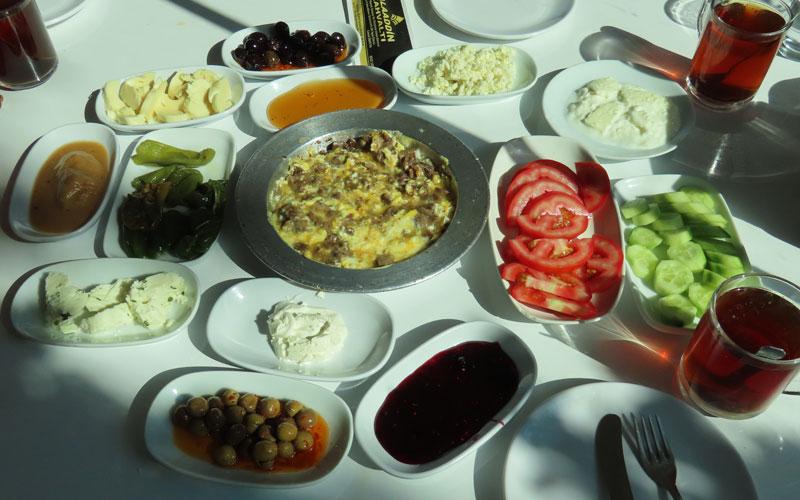 Diyarbakır kahvaltı