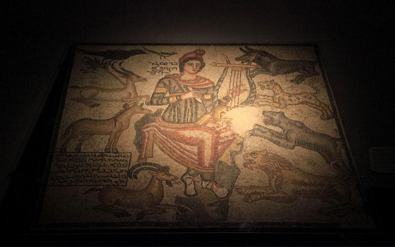 Şanlıurfa Haleplibahçe Mozaik Müzesi