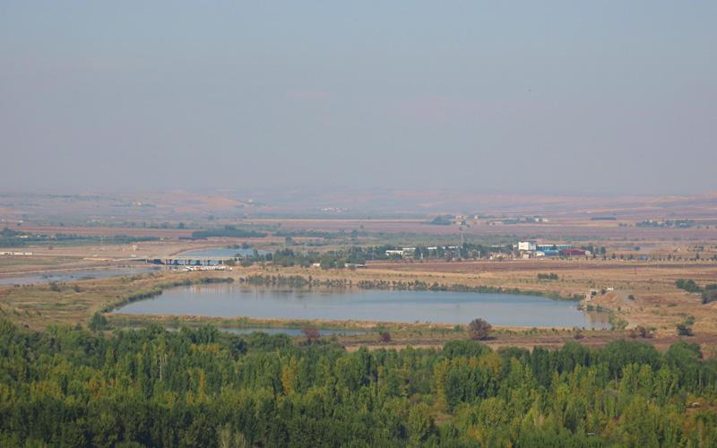 Diyarbakır gezilecek yerler Hevsel Bahçeleri