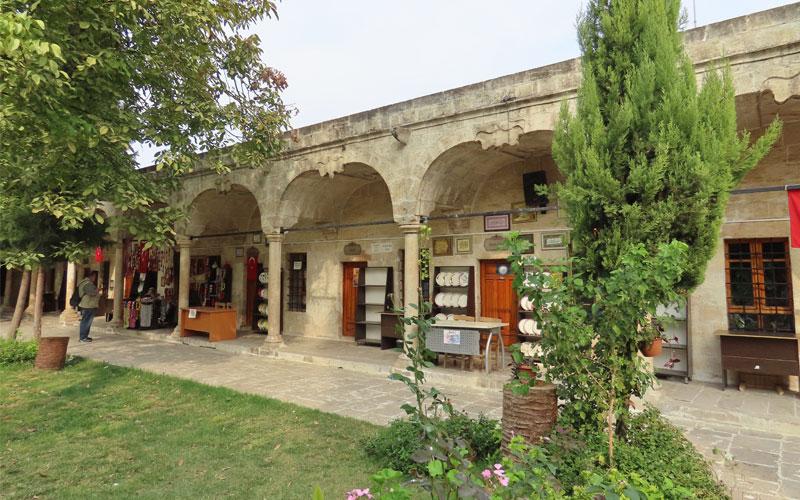 Rizvaniye Camii Şanlıurfa