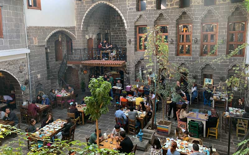 Saray Kapi Cafe Kahvalti